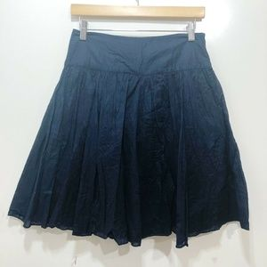 INC INTERNATIONAL CONCEPTS 2 Skirt Navy Blue